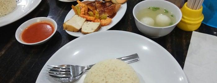 Bubur Ayam Mangga Besar I is one of Food!!.