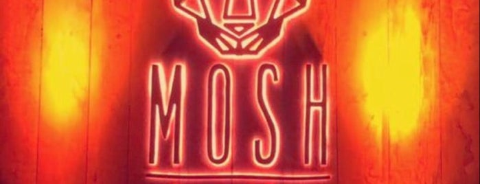 Mosh is one of marbella.