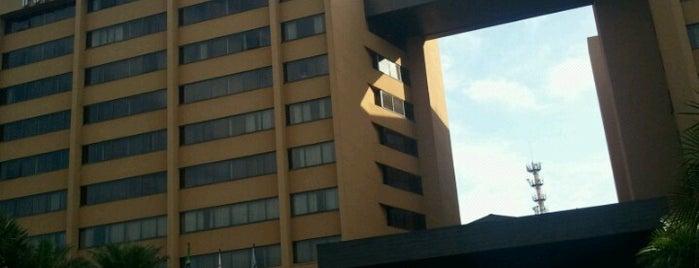 Hotel Transamérica São Paulo is one of Lieux sauvegardés par Glauce.
