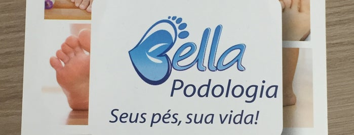 Bella Podologia is one of Galdino Farias Santosさんのお気に入りスポット.