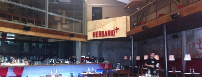 Herbario is one of Lugares guardados de Daniela.