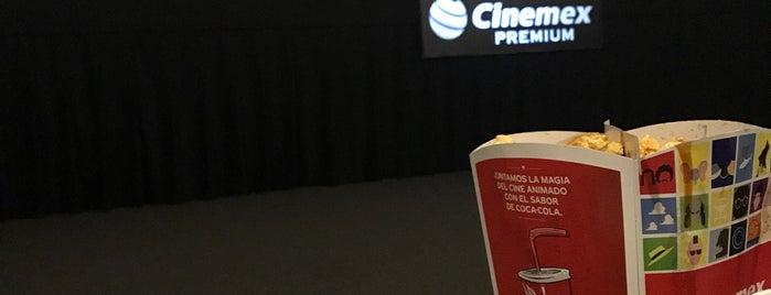Cinemex is one of Mayte : понравившиеся места.