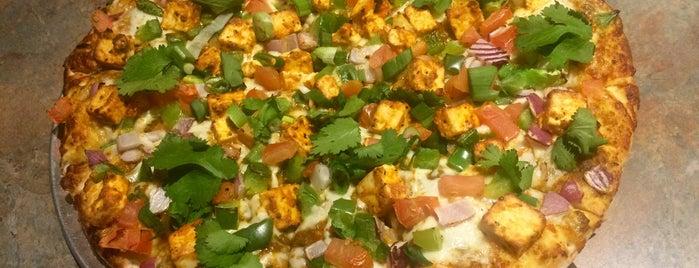 Tandoori Pizza is one of Posti che sono piaciuti a Rocky.