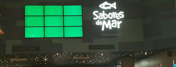 Sabores do Mar Balneário Shopping is one of Primoさんのお気に入りスポット.