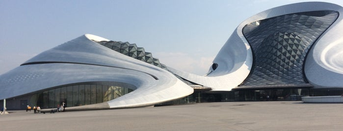 Harbin Opera House is one of Architecture.