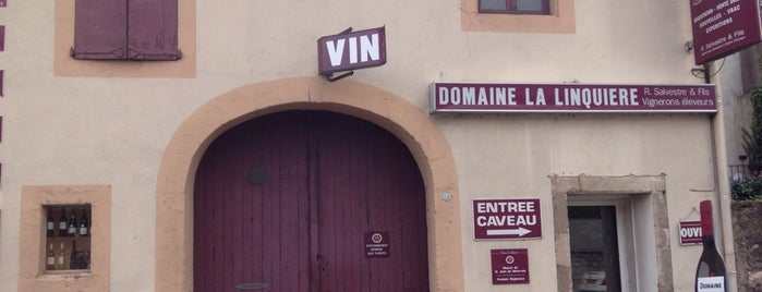 Domaine Linquiere is one of Vin.