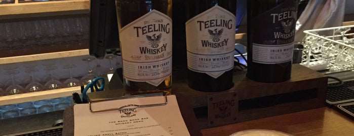 Teeling Whiskey Distillery is one of Orte, die Merve gefallen.