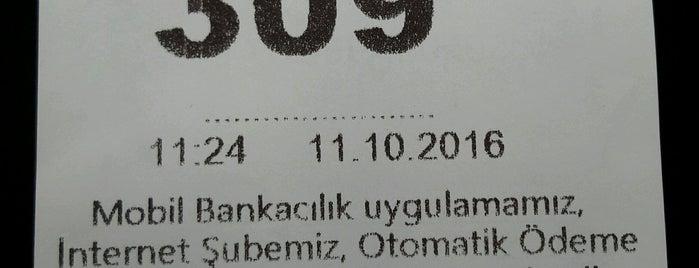 Ziraat Bankası Gümüldür Şubesi is one of Locais curtidos por Ismail.