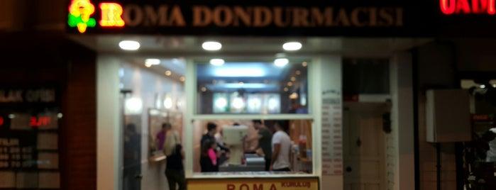 Sile Roma Dondurmacisi is one of Dondurma - Ice Cream.