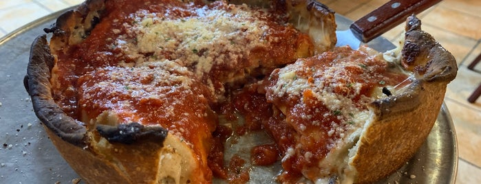 Manhattan Chicago Pizza is one of Florida.