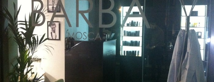 BARBA is one of Moscow.