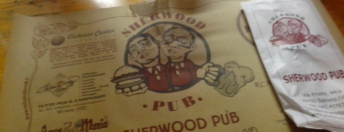 Sherwood Pub is one of Best Pubs & Lounge Bar.