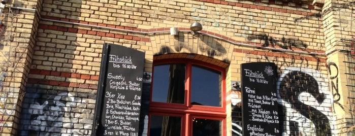 Das Edelweiss is one of Berlin Restaurants and Cafés.