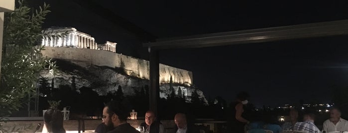 Αττικός Greek House is one of Athens.
