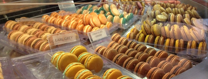 Macaron Café is one of The Midtown East List by Urban Compass.