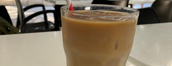 Geordies Cafe is one of Perth.