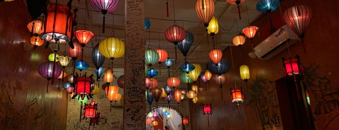 Lantern Lounge is one of Hanoi.