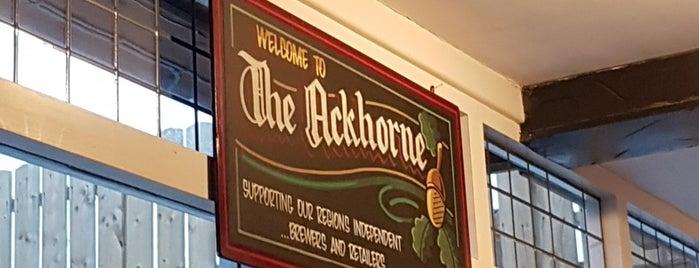 The Ackhorne Inn is one of York.