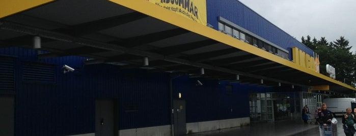 IKEA is one of Siegen places.