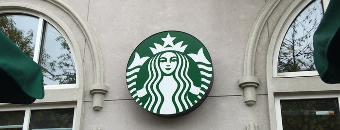 Starbucks is one of Chris 님이 좋아한 장소.