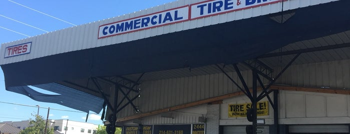 Commercial Tire And Brakes is one of Chris'in Beğendiği Mekanlar.