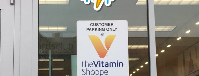 The Vitamin Shoppe is one of Chrisさんのお気に入りスポット.