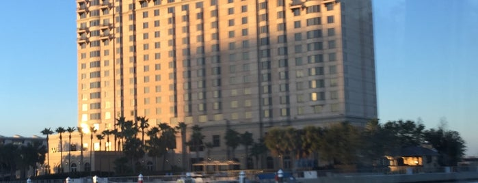 The Westin Savannah Harbor Golf Resort & Spa is one of Chrisさんのお気に入りスポット.