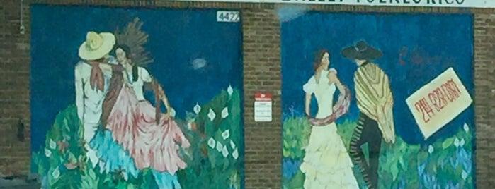 Anita N. Martinez Ballet Folklorico is one of Chris 님이 좋아한 장소.
