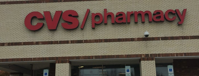 CVS pharmacy is one of Chris 님이 좋아한 장소.