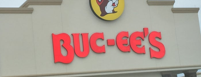Buc-ee's is one of Chris 님이 좋아한 장소.