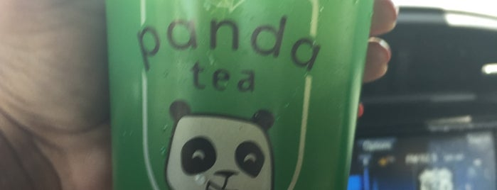 Panda Tea is one of Tempat yang Disukai Chris.