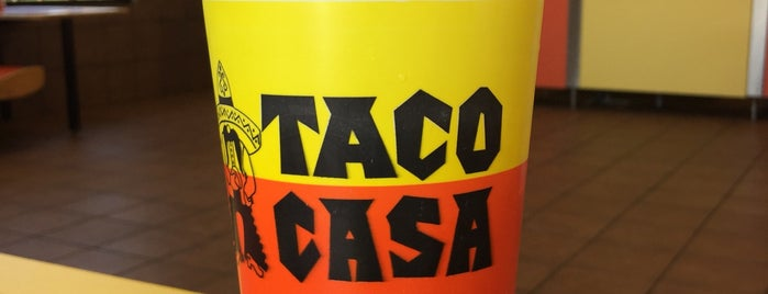 Taco Casa is one of Posti che sono piaciuti a Chris.