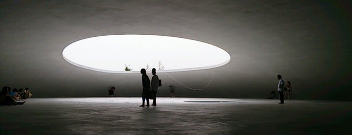Teshima Art Museum is one of Art Favourites.