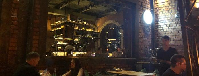 Steam Bar is one of Uzbak.