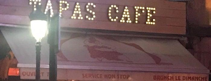 Le Tapas Café is one of Le Sud.