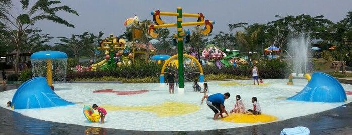 Water Kingdom Adventure Park is one of Fran'ın Beğendiği Mekanlar.