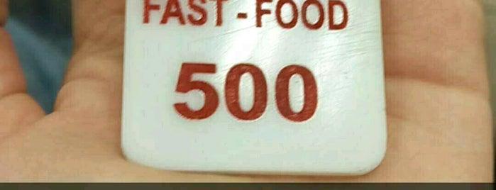 Gimsa Fast Food is one of Orte, die Ahmet gefallen.
