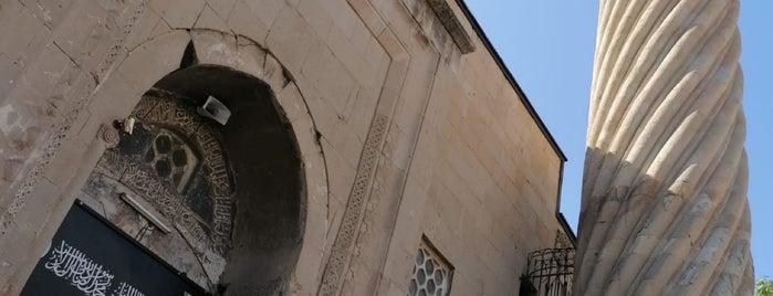 Burmalı Minare Camii is one of Amasya.
