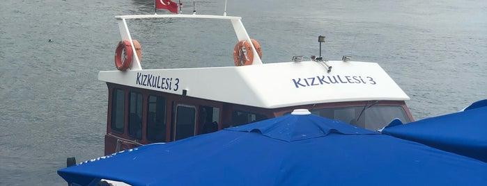 Kız Kulesi Karşısı Minderler is one of Lugares favoritos de Yiğit.