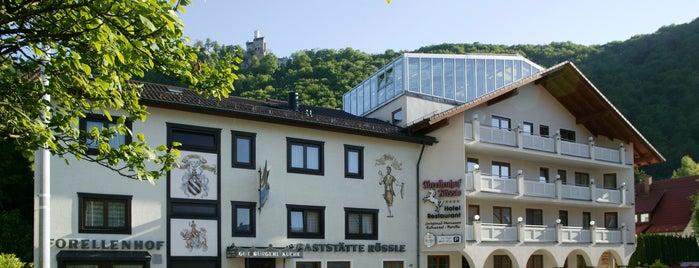 AKZENT Hotel Forellenhof Rössle is one of AKZENT Hotels e.V..