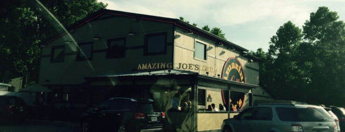 Amazing Joe's Grill is one of Eats and Drinks.