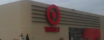 Target is one of สถานที่ที่ Matt ถูกใจ.