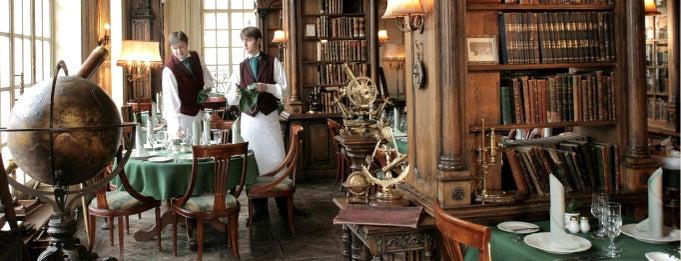 Cafe Pushkin is one of Moscow - Kelifestyle.