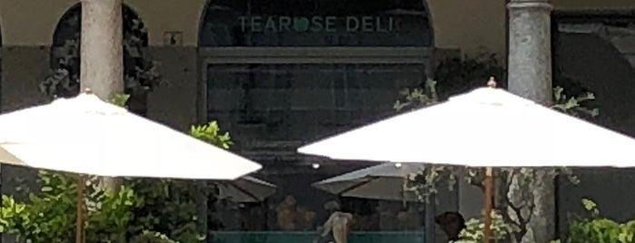 Tearose Deli is one of Colazione vegan a Milano e dintorni.