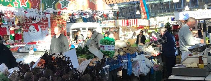 Swansea Market is one of Swansea.