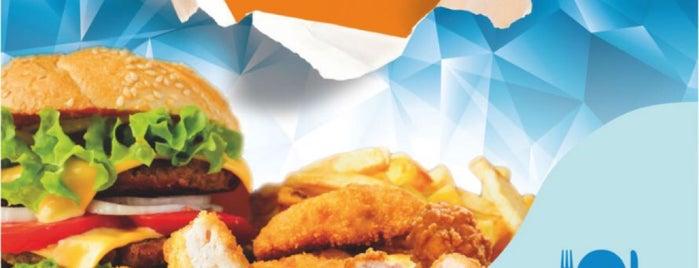 Crystal Fastfood | فست فود کریستال is one of Orte, die Yunus gefallen.