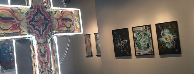Fourth Wall Gallery is one of Museums.