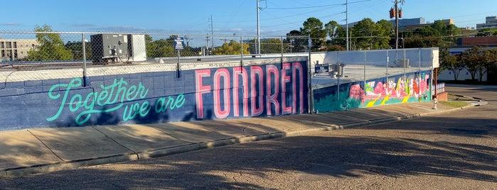 Fondren Neighborhood is one of #61-80 Places for Road Trip in HITM.