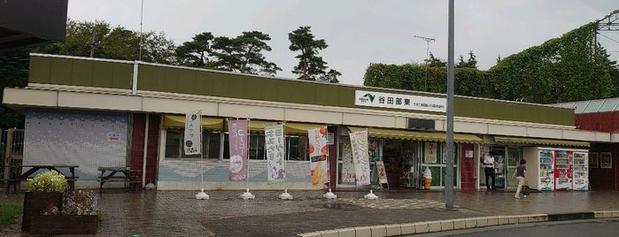 谷田部東PA (下り) is one of Orte, die 高井 gefallen.