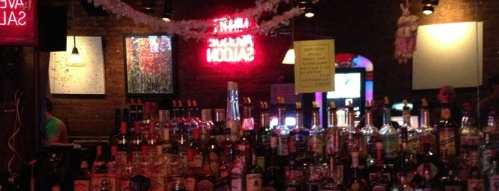 9th Ave Saloon is one of NYC Queer Bars!.
